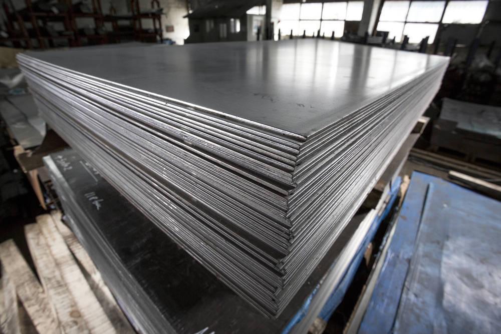 El acero, un material al alza