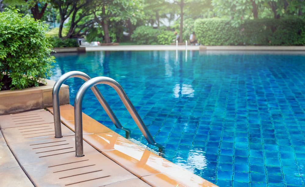 Una piscina a la altura de las circunstancias