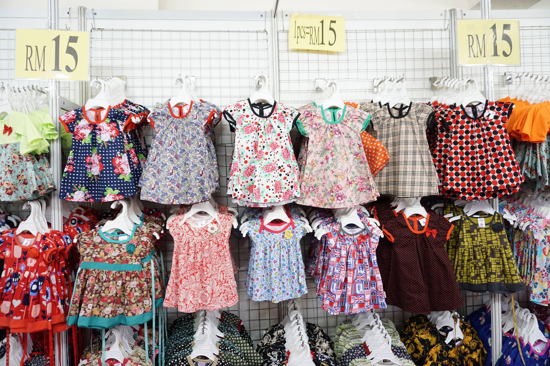 La venta de ropa infantil, una  inversión garantizada