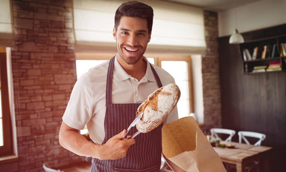 El éxito de la panadería-cafetería tiene un secreto: la tecnología