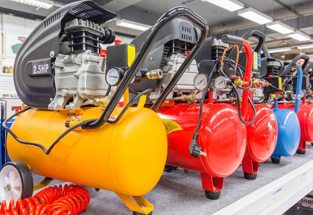 Una instalación de aire comprimido, un factor clave para los trabajos industriales