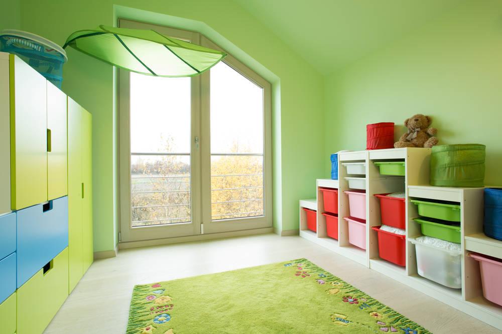 Los colores más atractivos y más modernos para pintar tus paredes