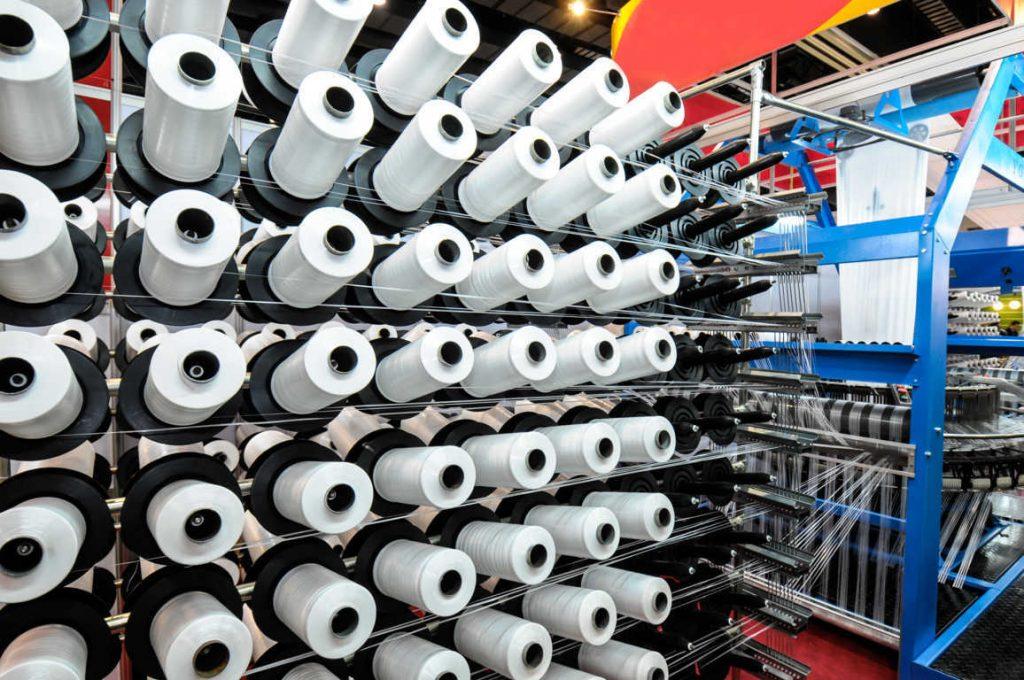 La forma de trabajar de una empresa de maquinaria textil