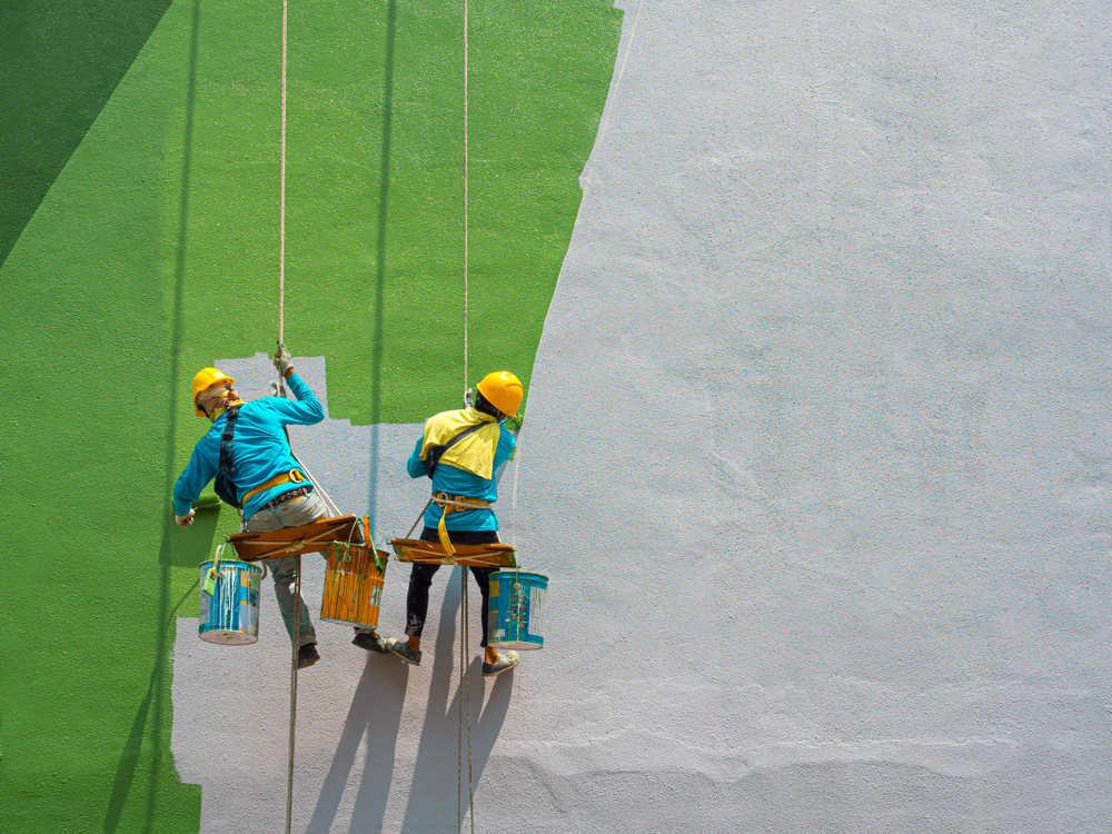 Reforma industrial: técnicas y tipos de pintura para el mantenimiento de tu industria