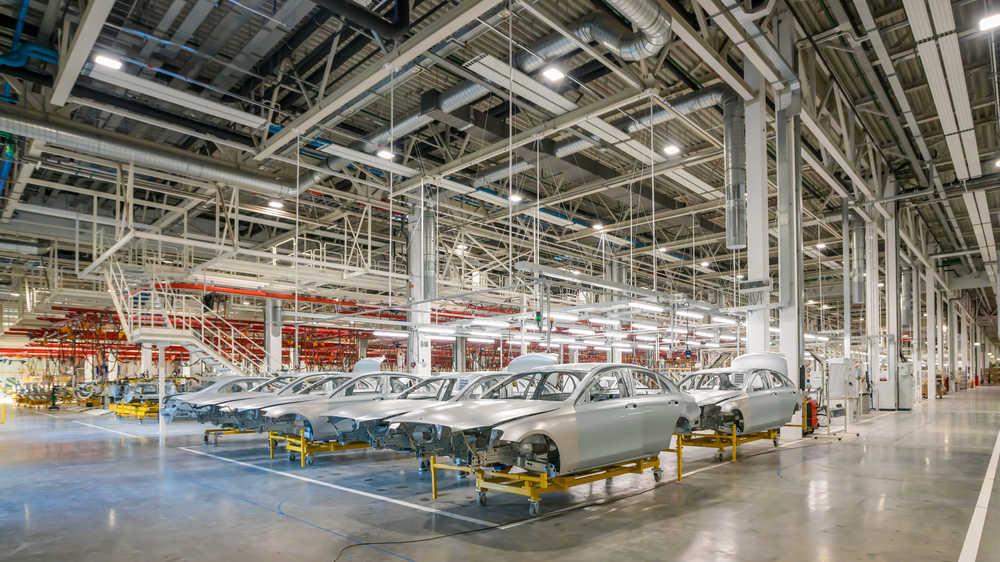 La producción de vehículos se refuerza en España